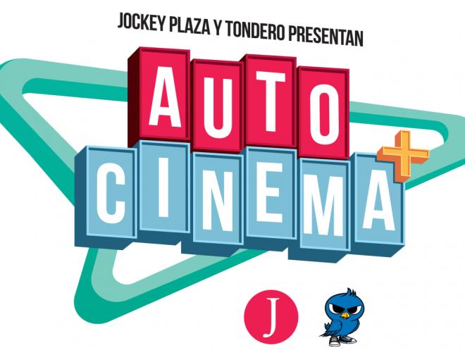 Fotos de Tondero y el Jockey Plaza se unen para traernos AutoCinema+