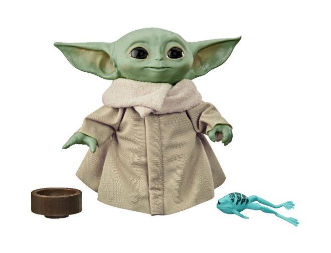 Fotos de Figuras Coleccionables de 'Baby Yoda' ya Están Disponibles