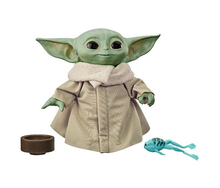 Foto de Figuras Coleccionables de 'Baby Yoda' ya Están Disponibles