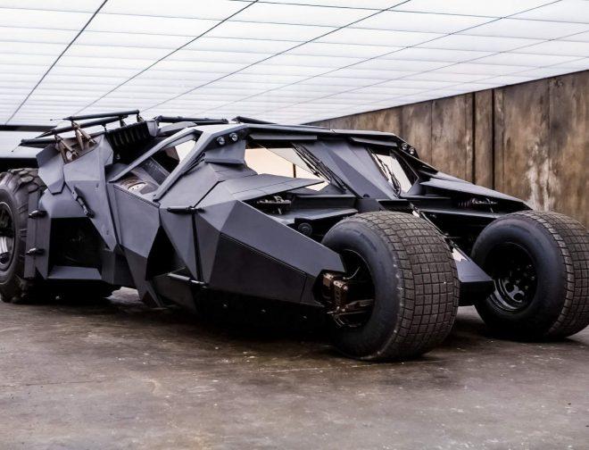 Fotos de Warner Lanza en YouTube el Documental, Batman | The Batmobile