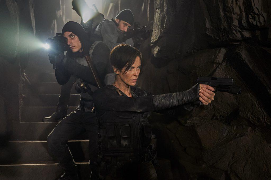 Foto de Primeras Fotos y Teaser de The Old Guard, Película de Netflix con Charlize Theron