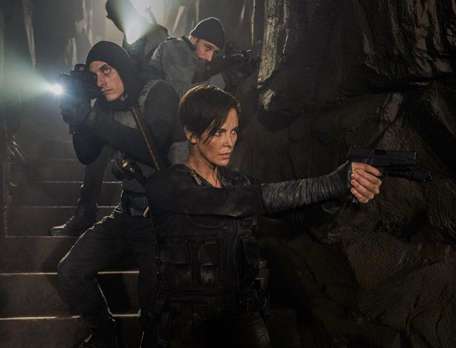 Fotos de Primeras Fotos y Teaser de The Old Guard, Película de Netflix con Charlize Theron