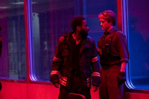 Fotos de Excelente Trailer Oficial de Tenet, la Enigmática Película de Christopher Nolan