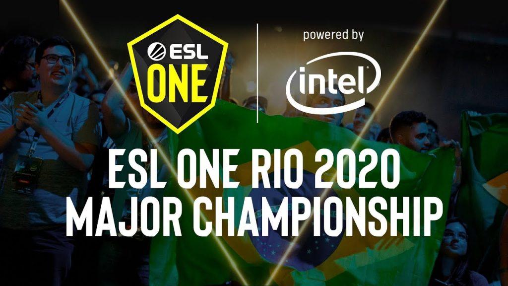 Foto de Datos de los Rankings para el Major (Mundial) de Counter-Strike: Global Offensive 2020