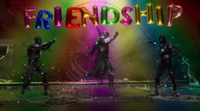 Foto de Mortal Kombat 11 Añade más Diversión con los Friendhips