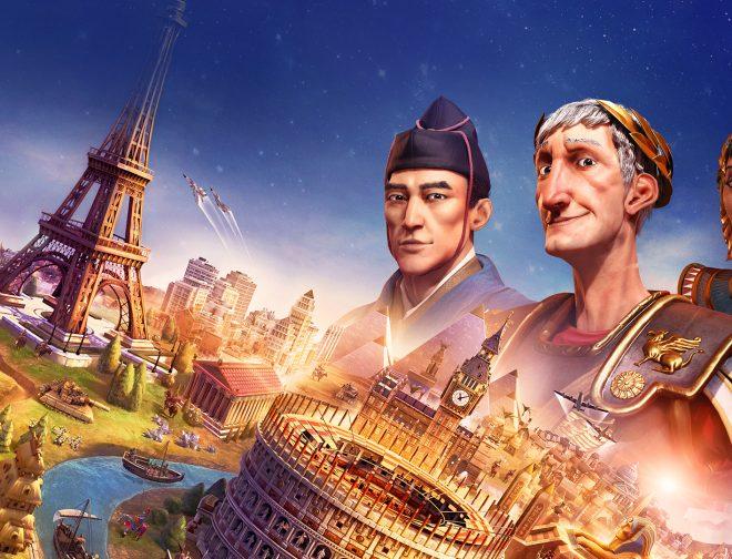 Fotos de Civilization VI es GRATIS en la Epic Games Store