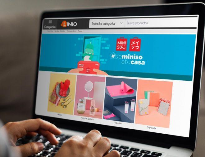 Fotos de Miniso da su Salto al E-commerce y Abre Tienda Online