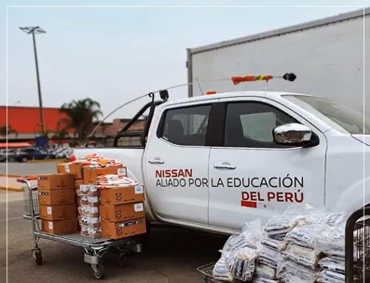 Foto de Nissan brinda apoyo a los grandes héroes contra la pandemia en toda Latinoamérica