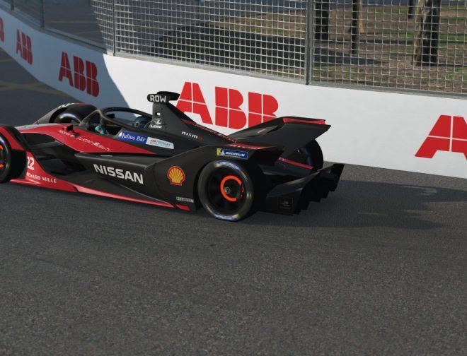 Fotos de El Equipo Nissan e.dams es Parte del Campeonato Virtual de Formula E
