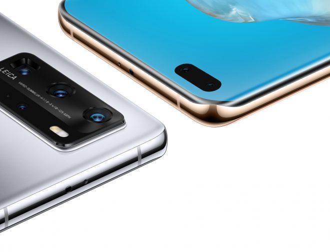 Fotos de Sigue el Lanzamiento Local Vía Streaming de lo Nuevo Smartphones P40 y P40 Pro de Huawei