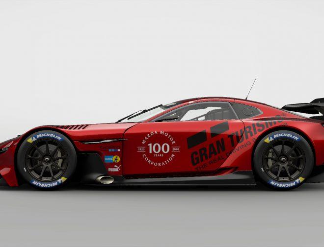 Fotos de El Mazda RX Vision GT3 Concept, Llega a Gran Turismo Sport