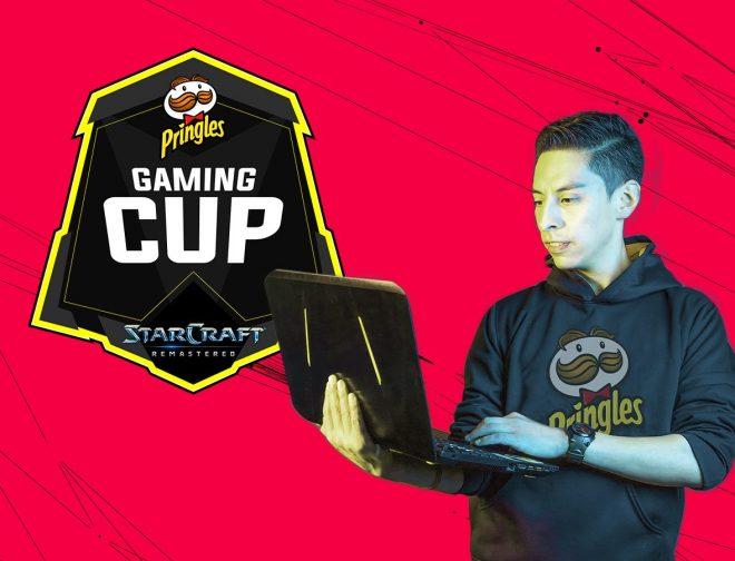 Fotos de Pringles Gaming Cup Premiará a los Mejores Gamers de Starcraft