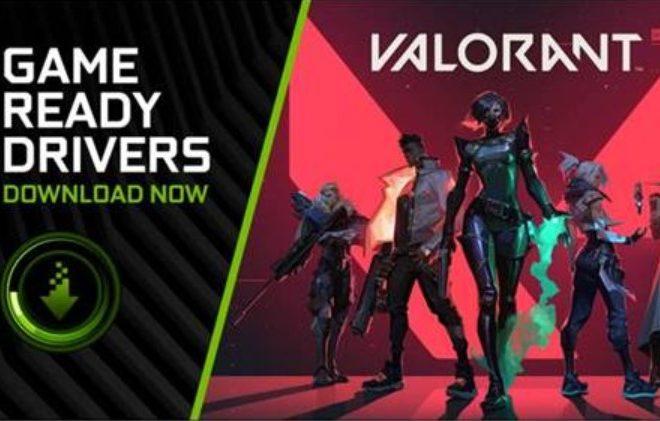 Fotos de Los gamers de GeForce están Game Ready para Valorant y más