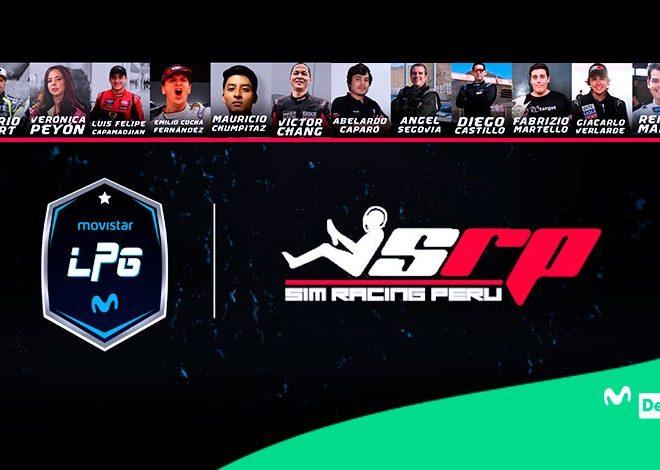Fotos de Movistar Deportes Transmitirá la Carrera Sim Racing Perú este Sábado 16 de Mayo