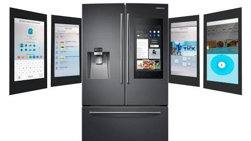 Fotos de Samsung Presenta Family Hub, la Primera Refrigeradora Inteligente en el Perú