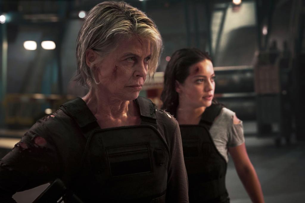 """Foto de Las Películas """"Terminator: Destino Oculto"""" y """"Jurassic World: El Reino Caído"""" Llegan a Fox Premium"""
