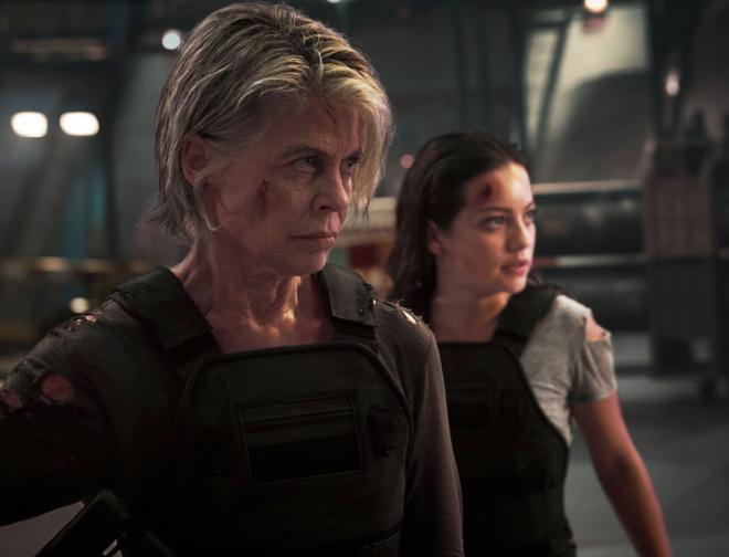 """Fotos de Las Películas """"Terminator: Destino Oculto"""" y """"Jurassic World: El Reino Caído"""" Llegan a Fox Premium"""