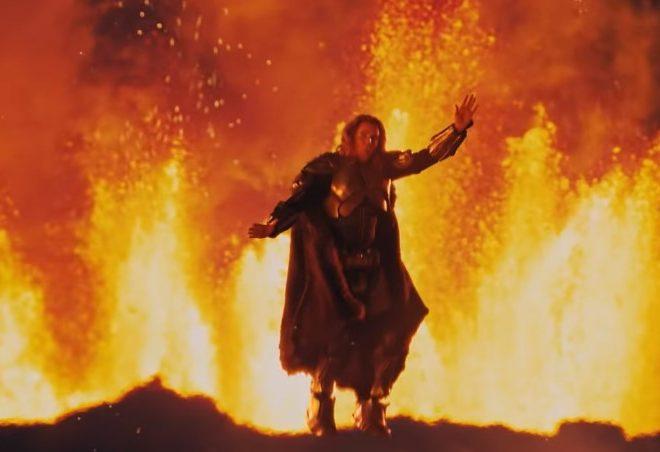 """Fotos de Avance de la Película del Festival de Música """"Eurovisión"""", con Rachel McAdams y Will Ferrell"""