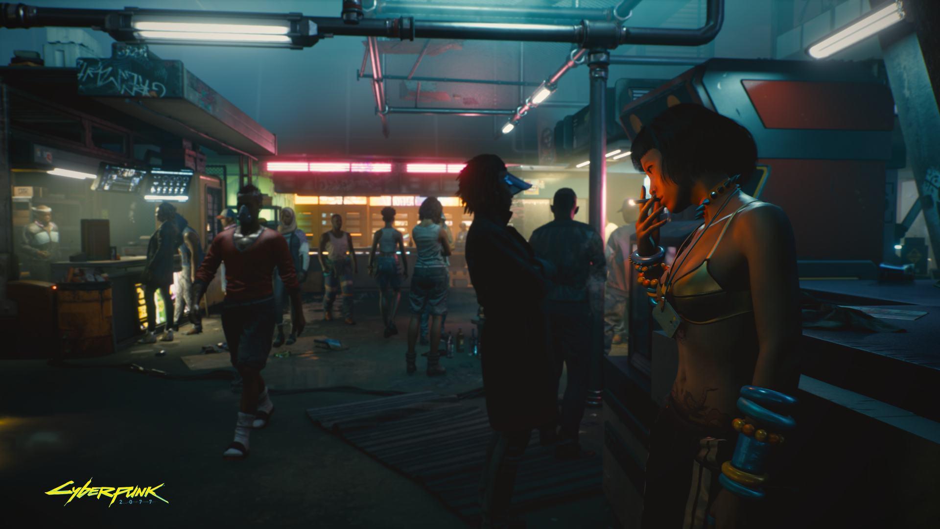 Foto de Cyberpunk 2077 logra la clasificación R