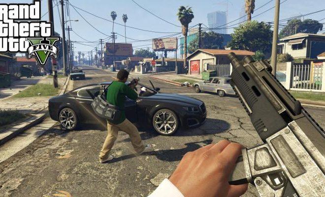 Fotos de Epic Games regalará Grand Thef Auto V