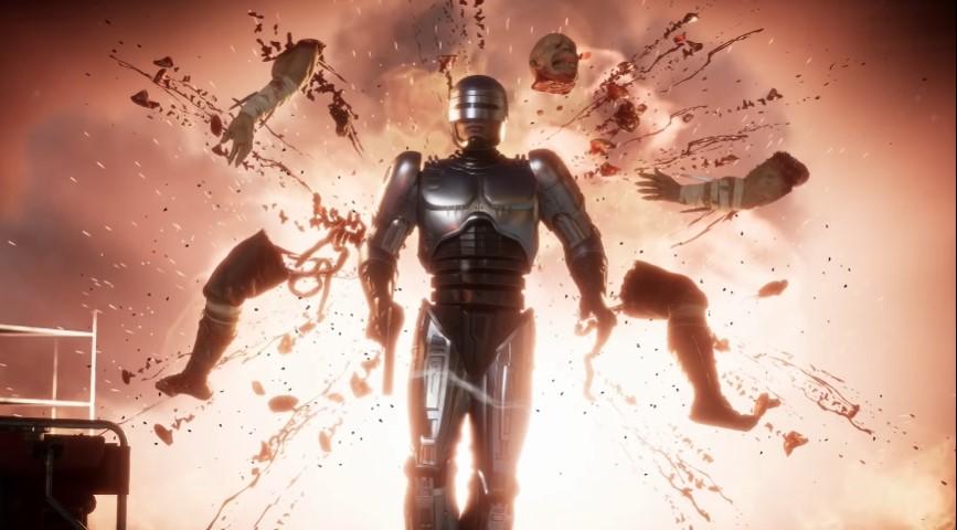 Foto de Gameplay de Mortal Kombat 11: Aftermath