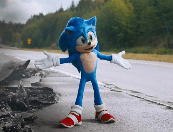 Fotos de Confirmada la Segunda Parte de Sonic la Película