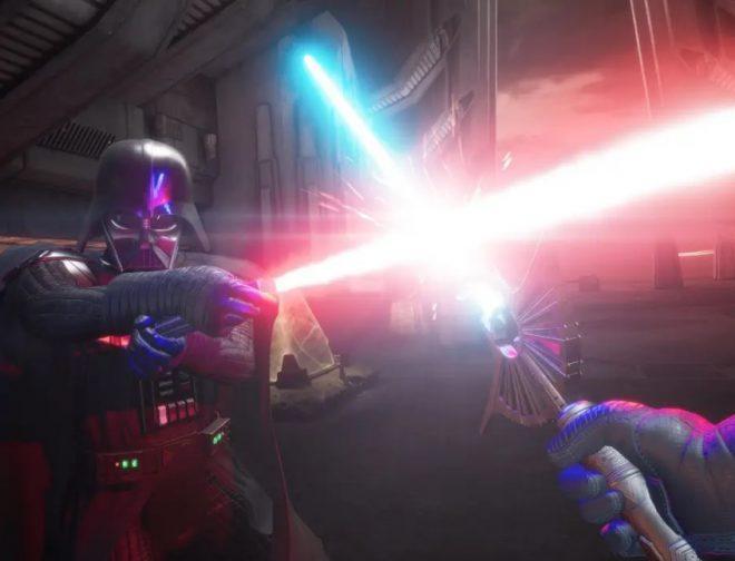 Fotos de Siéntete un Jedi en el próximo juego VR de Star Wars