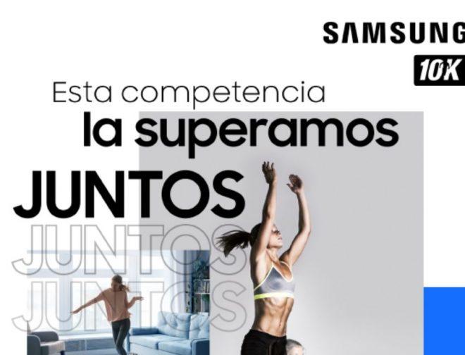 Fotos de La carrera Samsung 10K se reinventa para unir a miles de peruanos en el deporte