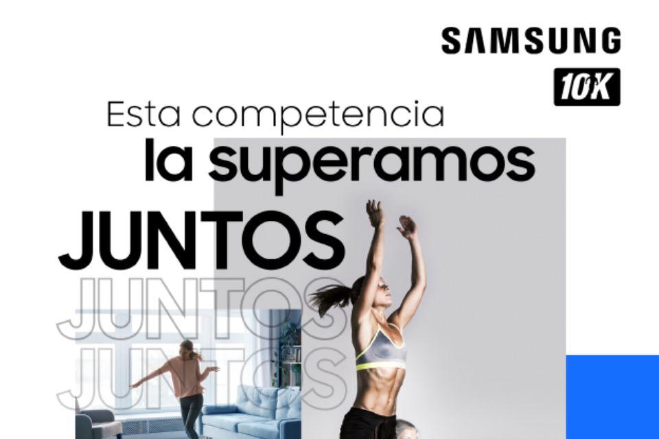 Foto de La carrera Samsung 10K se reinventa para unir a miles de peruanos en el deporte