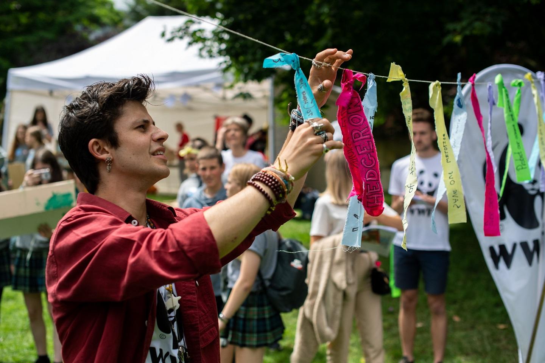 Foto de 5 acciones que los jóvenes pueden adoptar para salvaguardar el planeta
