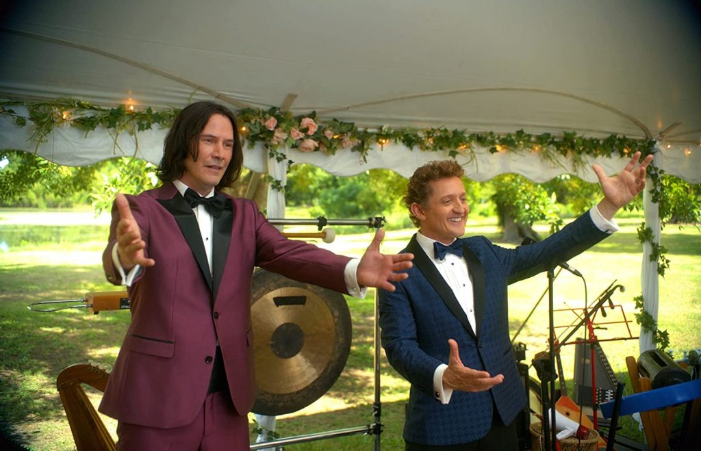 Foto de Primer Teaser de la Película, Bill & Ted Face the Music