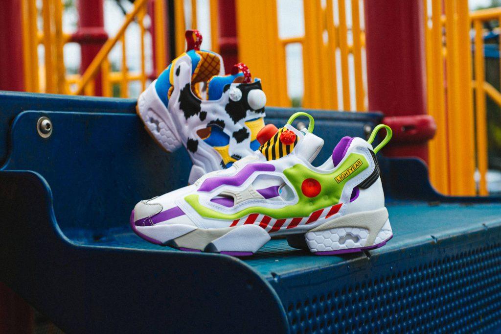 Foto de Reebok Lanza Nuevas Zapatillas Basadas en los Personajes de Toy Story