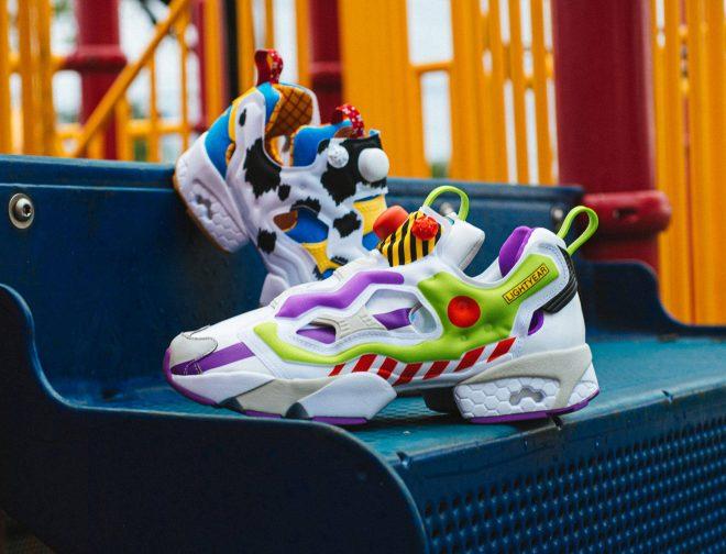 Fotos de Reebok Lanza Nuevas Zapatillas Basadas en los Personajes de Toy Story