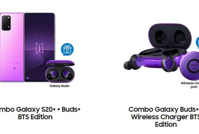 Fotos de Se vendieron todos los Galaxy S20+ y Galaxy Buds+ BTS Edition durante el primer día de preventa