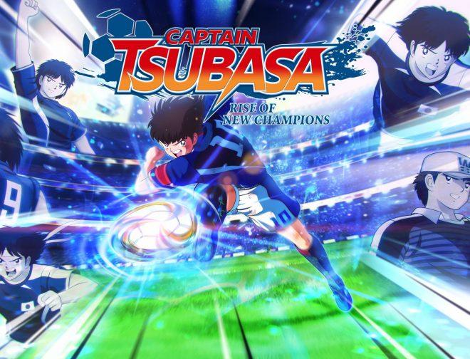 Fotos de Bandai Namco Lanza un Nuevo e Interesante Gameplay de Captain Tsubasa: Rise of New Champions