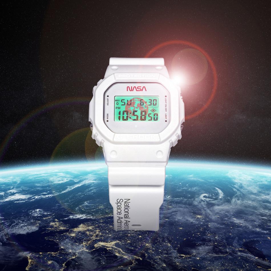Foto de G-SHOCK Lanza un Reloj de Edición Limitada en Homenaje a la NASA