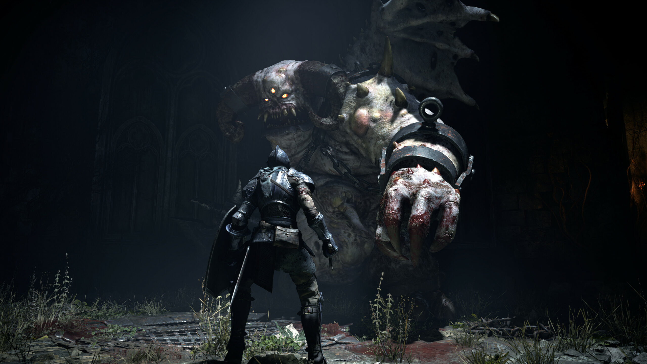 Foto de Increíble Tráiler del Remake de Demon's Souls para PS5