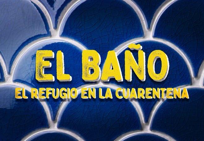 Fotos de Tráiler de la Película, EL BAÑO de Harold Trompetero, Producción de Cinecolor Group