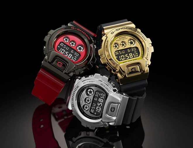 Fotos de G-SHOCK presenta la serie GM-6900 Metal Covered, con el lanzamiento de BeMetal