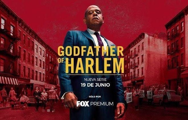 Fotos de El Viernes 19 de Junio en Fox Premium Series, Llega la Esperada Godfather of Harlem con Forest Whitaker