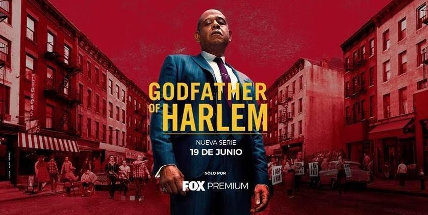 Foto de El Viernes 19 de Junio en Fox Premium Series, Llega la Esperada Godfather of Harlem con Forest Whitaker