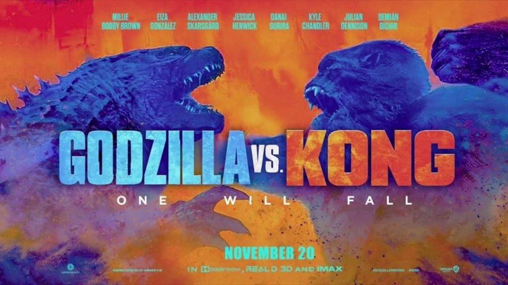Foto de Nuevo Póster y Detalles de la Película Godzilla vs Kong