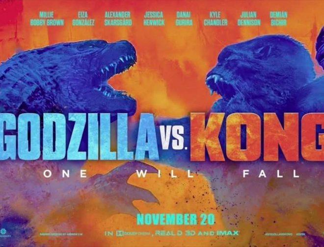 Fotos de Nuevo Póster y Detalles de la Película Godzilla vs Kong