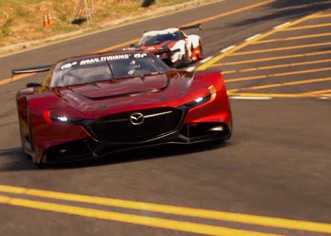 Fotos de Gran Turismo 7 se Anuncia con un Tráiler y Gameplay