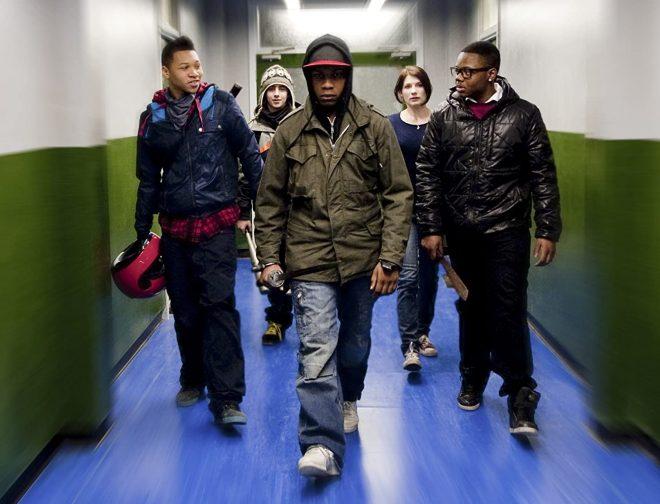 Fotos de John Boyega Estaría de Acuerdo con la Secuela de la Genial Película Attack the Block