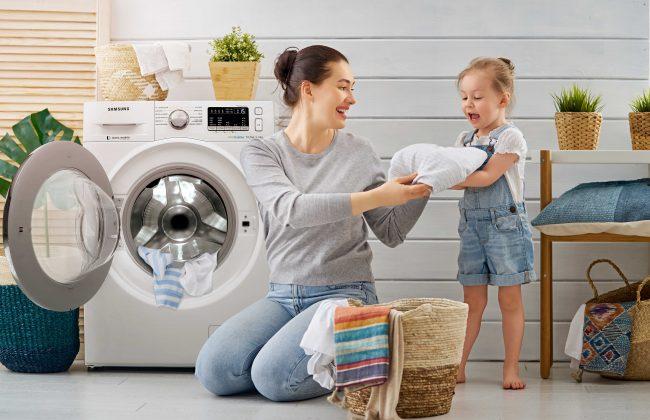 Foto de 5 recursos de la lavadora para aportarle más practicidad a tu vida cotidiana