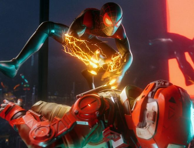 Fotos de Estupendo tráiler de lanzamiento de Marvel's Spider-Man: Miles Morales