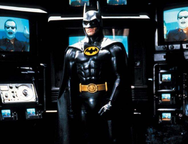 Fotos de Michael Keaton Volvería como Batman en la Película Flashpoint de Ezra Miller