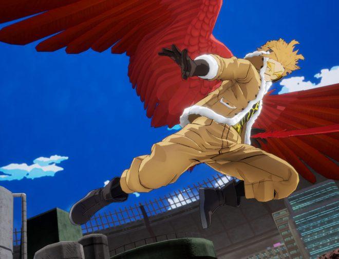 Fotos de My Hero One's Justice 2 agrega un parche de voces en inglés, DLC Wing Hero: Hawks y más
