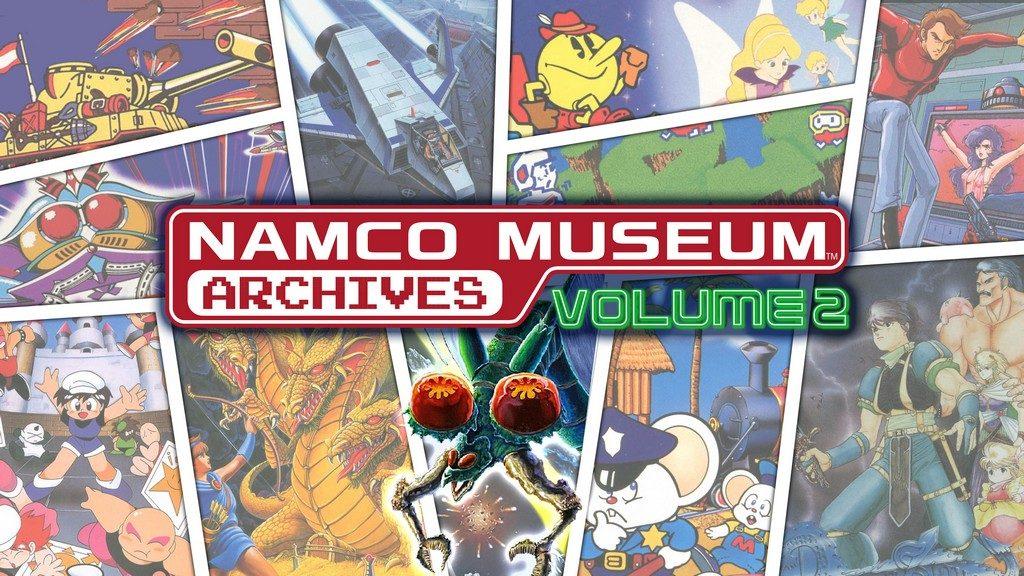 Foto de El Videojuego NAMCO MUSEUM ARCHIVES VOLS. 1 Y 2 Llegará el Próximo 18 de Junio